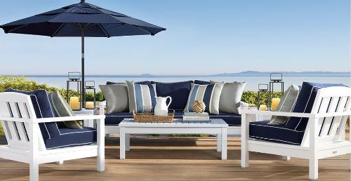 white outdoor furniture  45