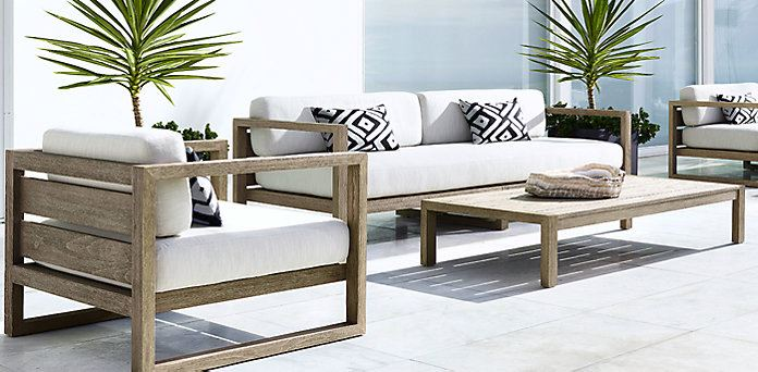 white outdoor furniture  95