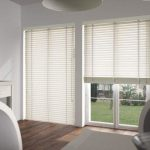 white wooden venetian blinds 02