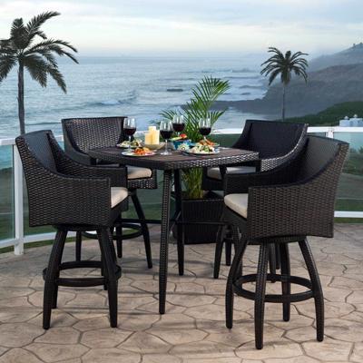 Wicker patio furniture  75