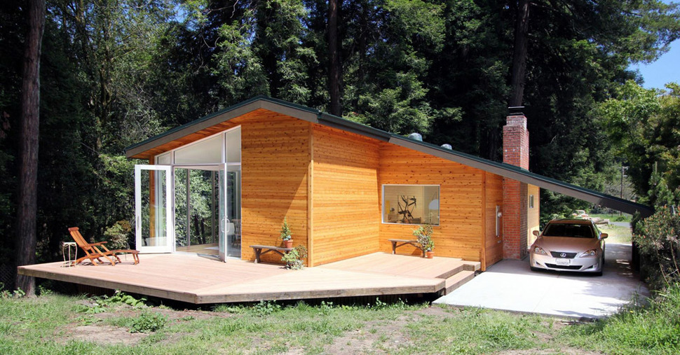 wood house designs  40