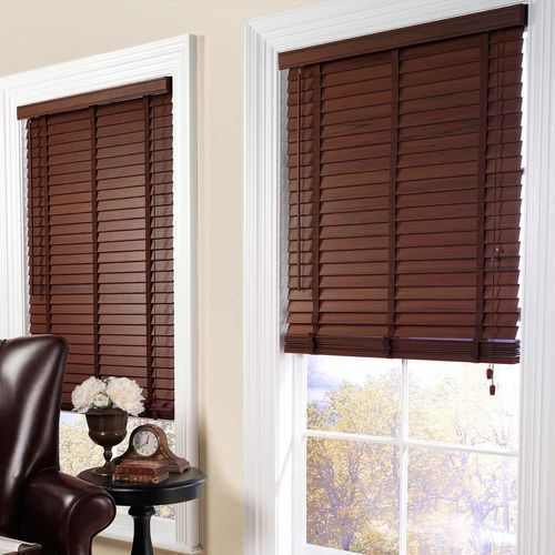 Wooden blinds  28