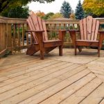 Make your home luxuries by constructing wooden deck