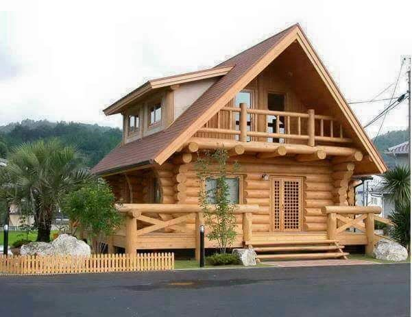 wooden house designs  69