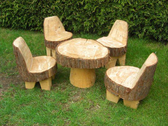 Wooden Outdoor furniture  38