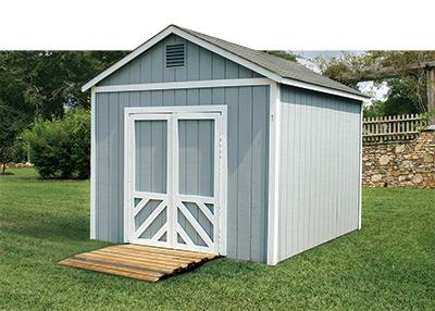 Wooden storage garden sheds  35