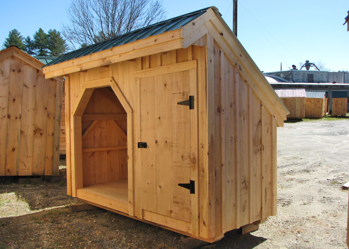 wooden storage sheds  03