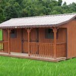 Give your home luxuries looks by constructing wooden storage sheds