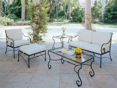 Wrought iron outdoor furniture  34