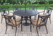 Wrought iron outdoor furniture  37