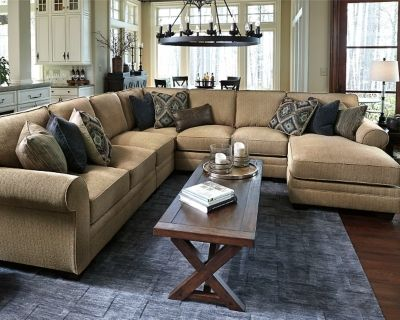 Amandine 5-Piece Sectional by Ashley HomeStore, Toast | Products