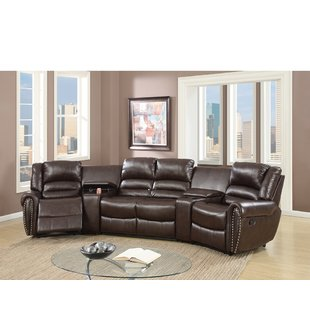 5 Piece Sectional With Chaise | Wayfair