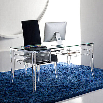 Acrylic Office Desk