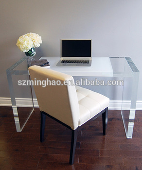 New Design Acrylic Desk,Clear Acrylic Desk - Buy Acrylic Office Desk