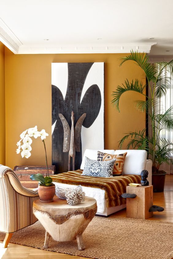 How To Bring Lively African Decor Ideas In Your Home Carehomedecor