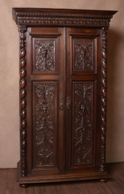 Antique Cupboards - The UK's Largest Antiques Website