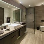 Innovative bathroom interior   design