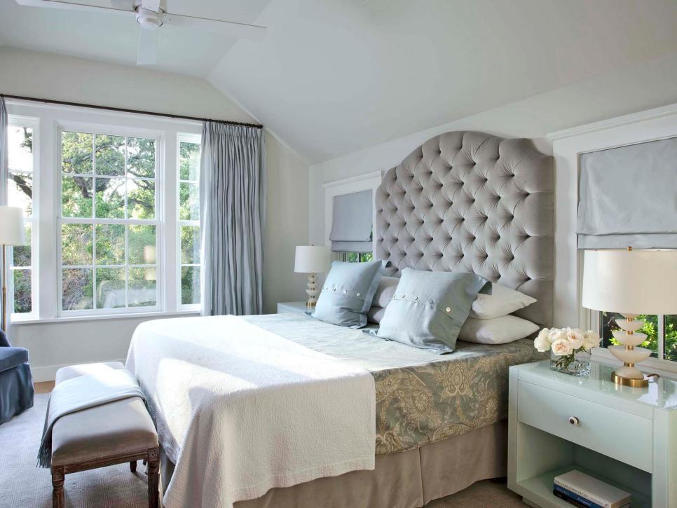 Beautiful Bedrooms: 15 Shades of Gray