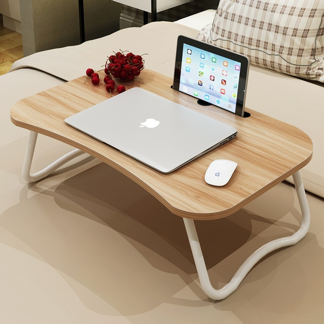 WORK IN COMFORT FROM YOUR BED   WITH A BED DESK