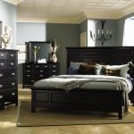 Enhancing interior appearance:   black bedroom furniture