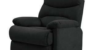 Black Recliners You'll Love | Wayfair