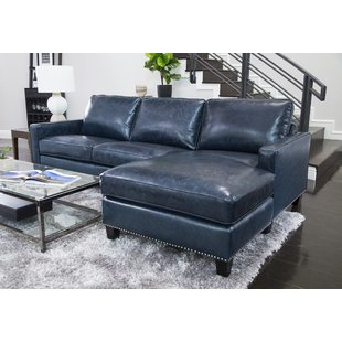 Reasons the blue leather couch of best fit for your living room ...