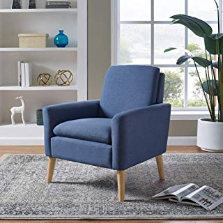 Amazon.com: Blue - Chairs / Living Room Furniture: Home & Kitchen