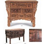 Distinct chinese furniture