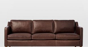 Hamilton Leather Sofa (81