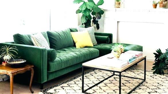 Dark Green Couch Velvet Green Sofa Dark Green Couch And Loveseat