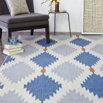 Pretty dhurrie rugs