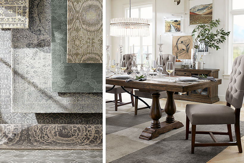 Add a twist to your dinner with dining room rugs – CareHomeDecor
