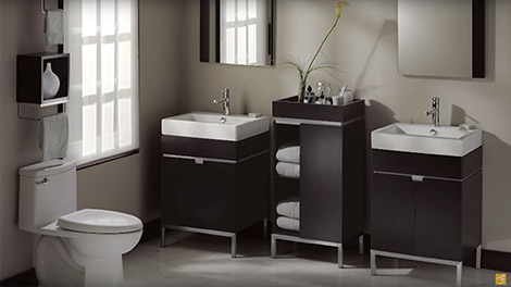 Bathroom Furniture | Bathroom Vanities, Mirrors | American Standard