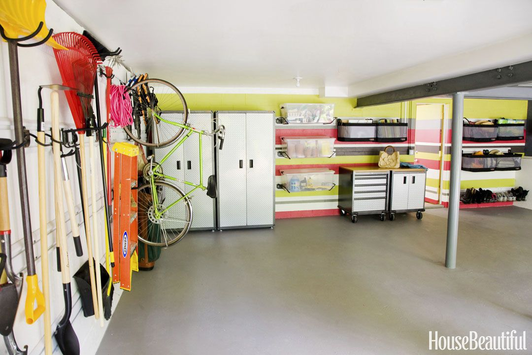 Best Garage Organization Ideas