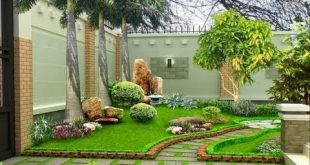 Landscape Design Ideas - Garden Design for Small Gardens - YouTube