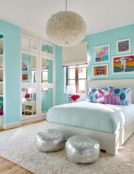 15 Best Images About Turquoise Room Decorations | Addison | Bedroom