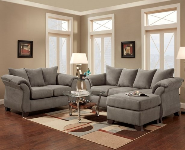 Superb Grey Sofa And Loveseat Introduction Carehomedecor Interior Design Ideas Clesiryabchikinfo
