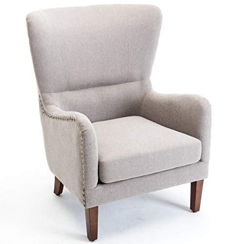 High Back Armchair: Amazon.com