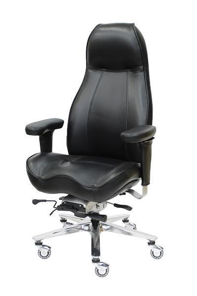 Lifeform High Back Executive Office Chair - Relax The Back