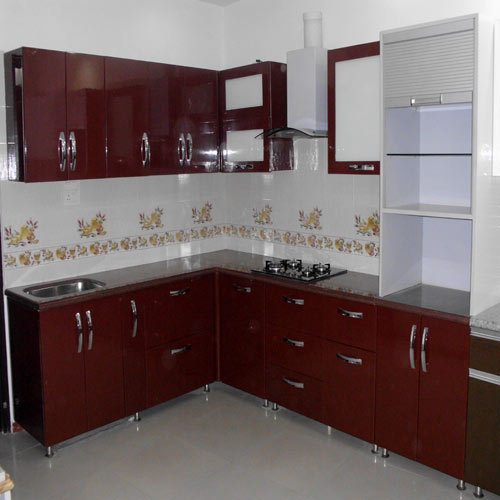 Acrylic Kitchen Cupboard Shutter at Rs 80000 /unit | Preet Vihar