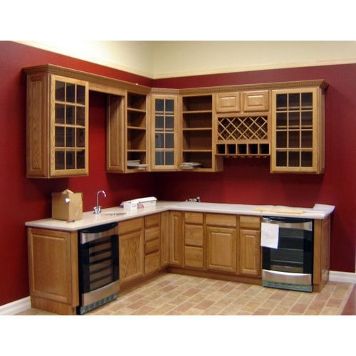 Brown Stylish Kitchen Cupboard, Rs 600 /square feet, Aneera