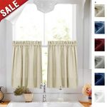 Get the best quality kitchen   window curtains