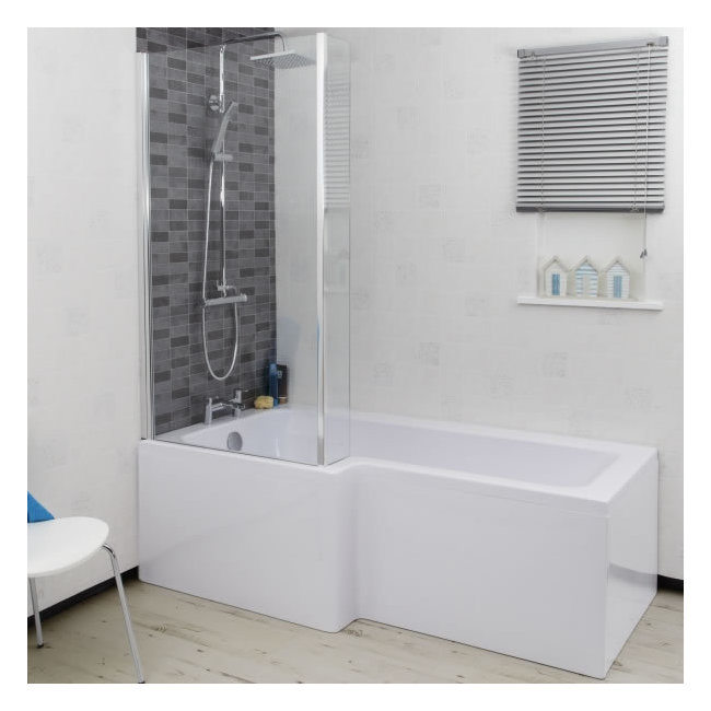 L-shaped bath features u2013 goodworksfurniture