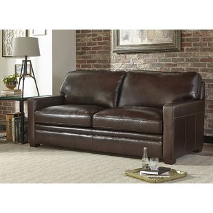 Bonded Leather Sleeper Sofa | Wayfair