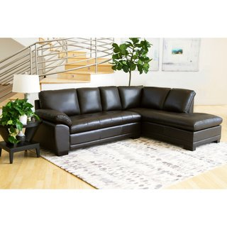 How to Choose a Leather Sectional Sofa - CareHomeDecor