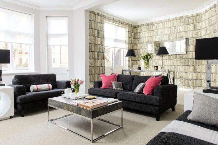 Contemporary Living Rooms Design Tips - CareHomeDecor