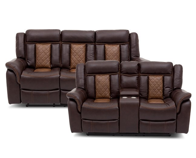 Martinsville Sofa Set - Furniture Row