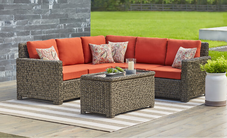 Spruce Up Your Home With Outdoor Deck Furniture Carehomedecor