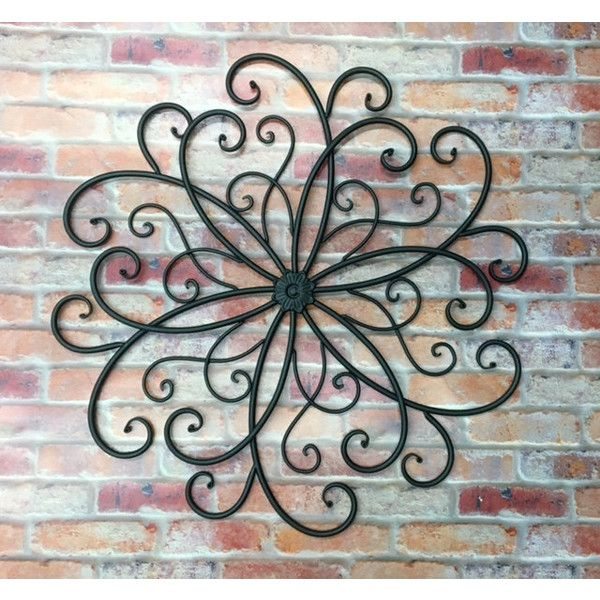 Outdoor metal wall art/metal wall hanging/bohemian decor/faux