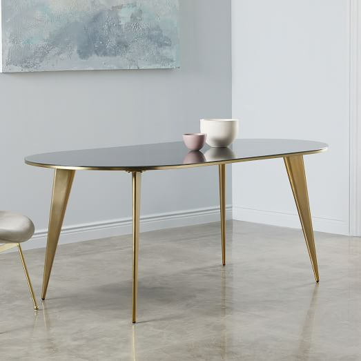 Arden Dining Table - Oval | west elm